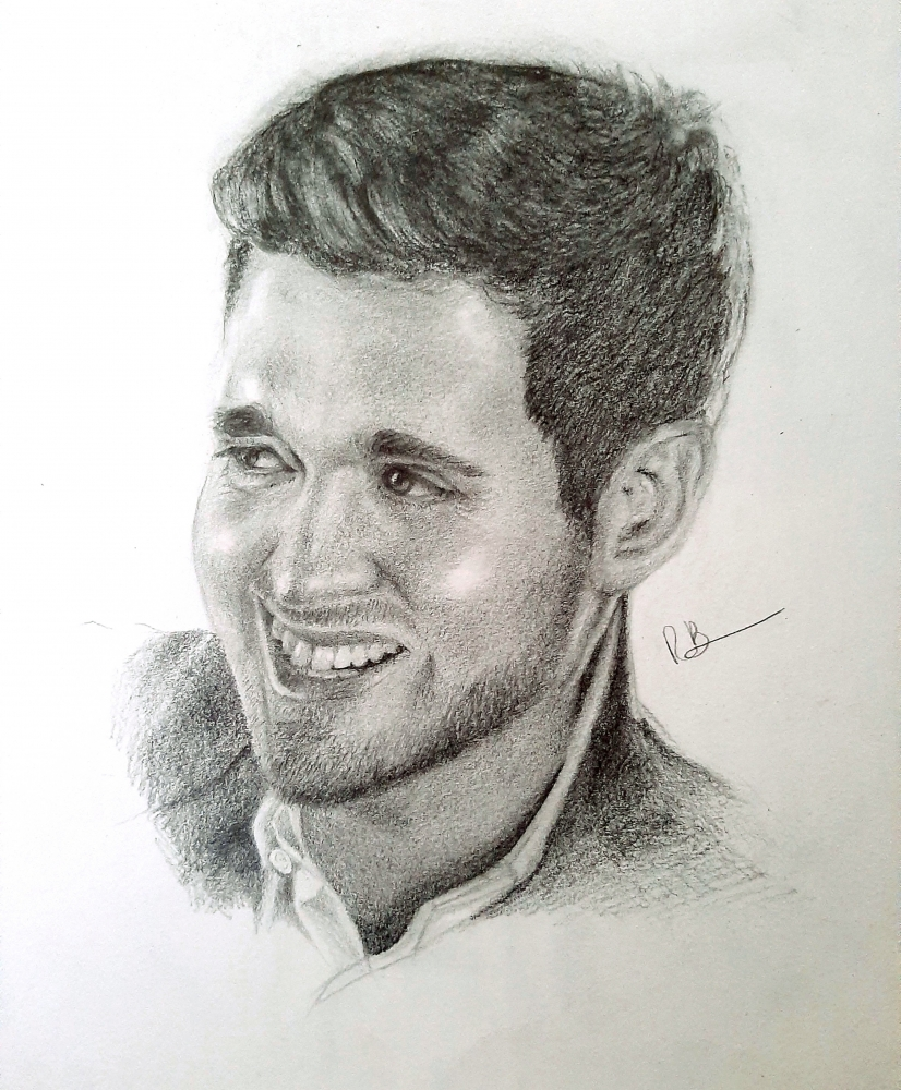 Michael Bublé by dorothy